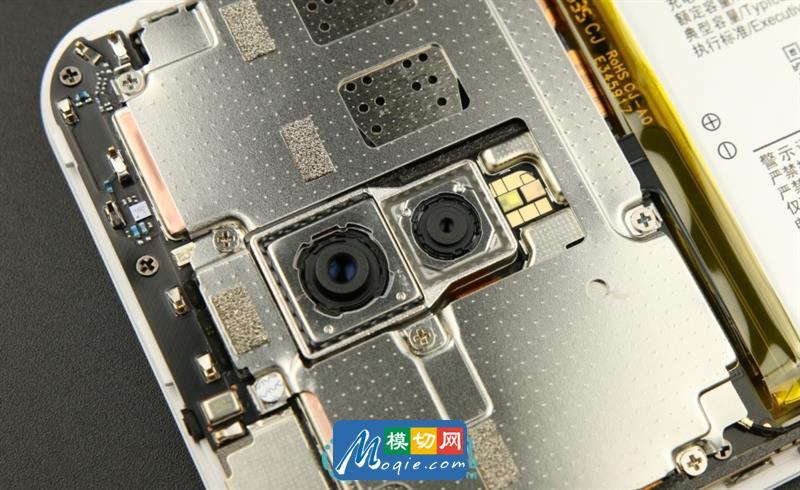 拆解vivo xplay6手机:爱模切爱拆机